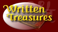 Written Treasures